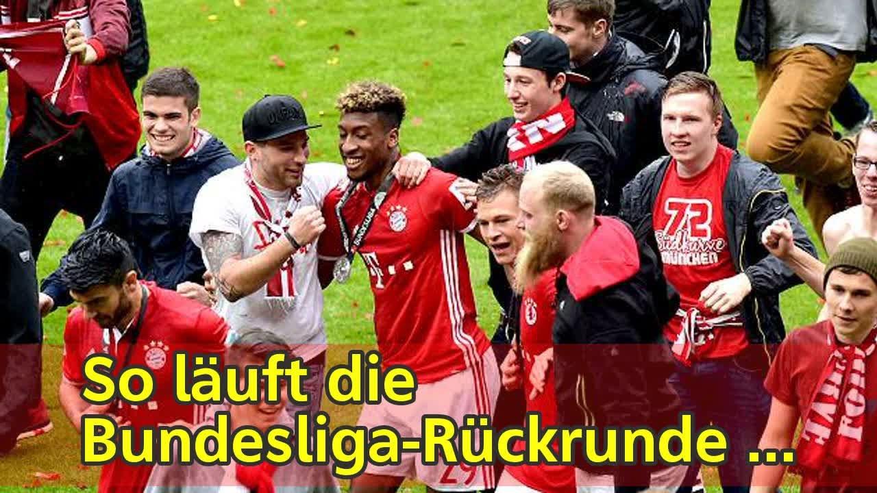 Bundesliga Rückrunde