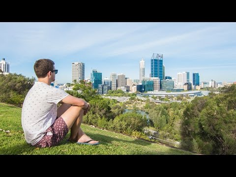 OUR BEAUTIFUL CITY PERTH