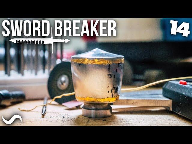 MAKING THE SWORD-BREAKER!!! Part 14