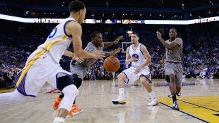 NBA Backdoor Plays