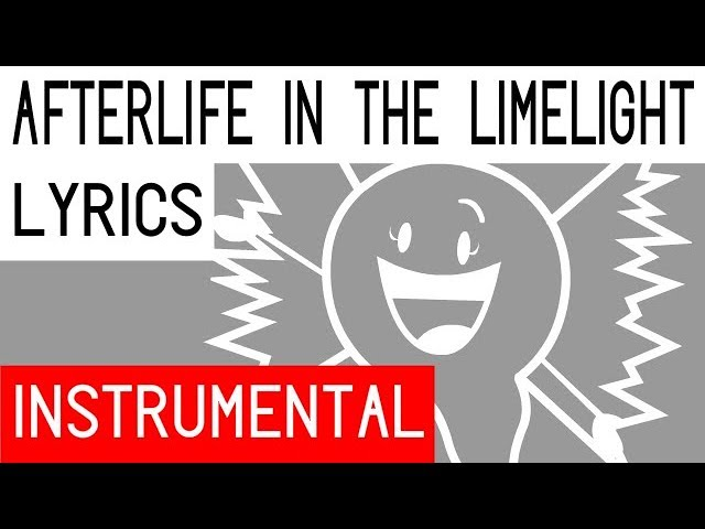 Afterlife In The Limelight Ext Version Instrumental Inanimate
