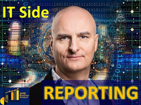 The IT side of reporting - basic concepts for controllers and business analysts