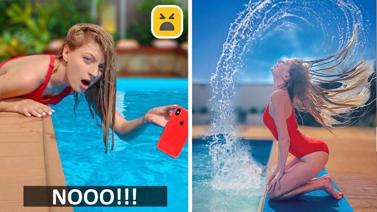 Photo Life hacks! Funny DIY Beauty Hacks
