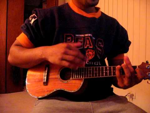 An Ukulele Cover of 311's Love Song