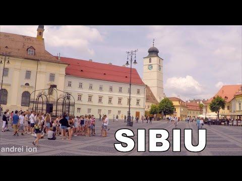 A trip to Sibiu, Romania - 2015