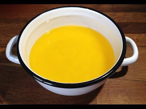 Как растопить сливочное масло на водяной бане