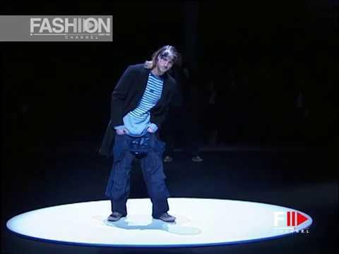 MARITHÉ FRANCOIS GIRBAUD Fall 2003 2004 Menswear Milan - Fashion Channel
