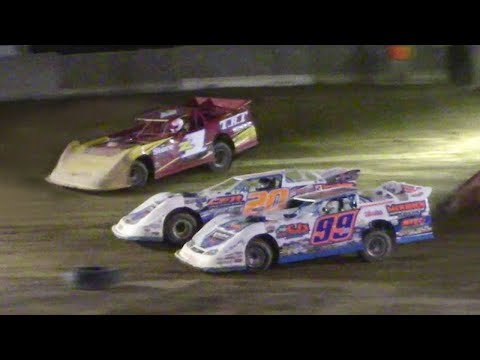Super Late Model Feature | Old Bradford Speedway | 8-13-17