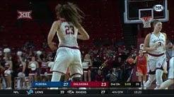 Florida vs Oklahoma Women's Basketball Highlights
