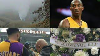 Leyenda del básquetbol Kobe Bryant muere en accidente de helicóptero | AFP