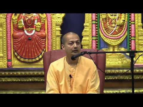 Gita in Daily Life by Swami Sarvapriyananda -- July 22nd 2018, Tempe, AZ