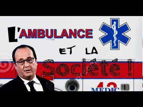 Les Ambulanciers Vus Par La Société  ( Institut de Formation des Ambulanciers  Marseille )
