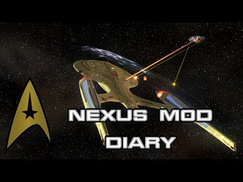 Nexus: The Jupiter Incident - Star Trek Mod Diary/Tech Demo  