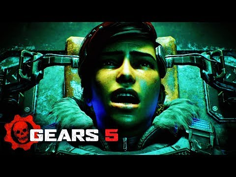 Gears 5 review: Amazing characters dance in empty, lifeless spaces