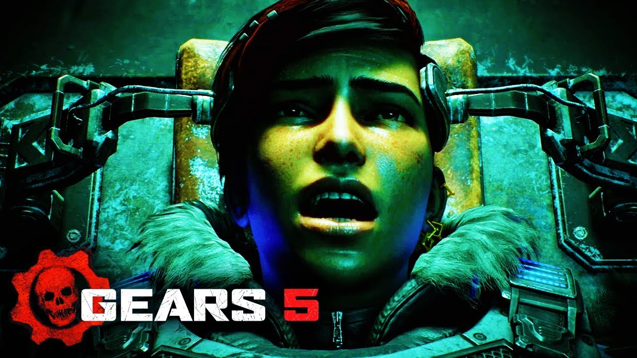 Gears 5 - Official Campaign Story Trailer | Gamescom 2019 thumbnail