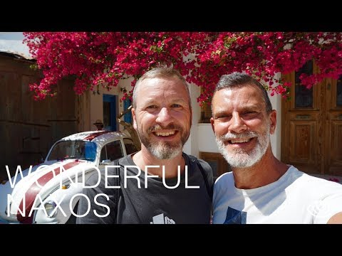 Wonderful Naxos / Greece Travel Vlog #202 / The Way We Saw It