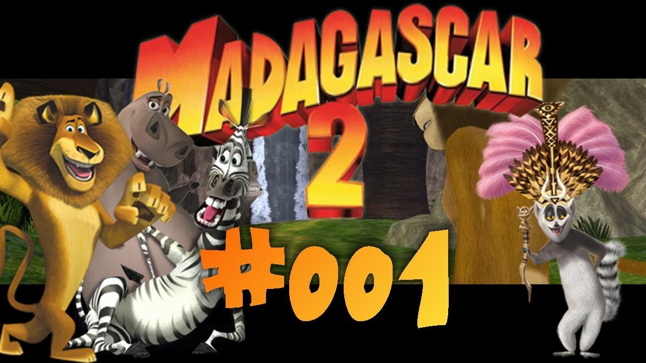 Madagascar 1 Deutsch