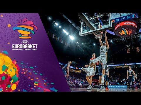 Top 10 Plays of the FIBA EuroBasket 2017 (VIDEO)