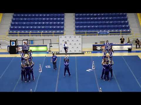 University of Kentucky Cheerleading 2018