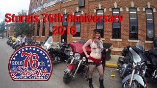 Sturgis 76th Anniversary | 2016 Rally