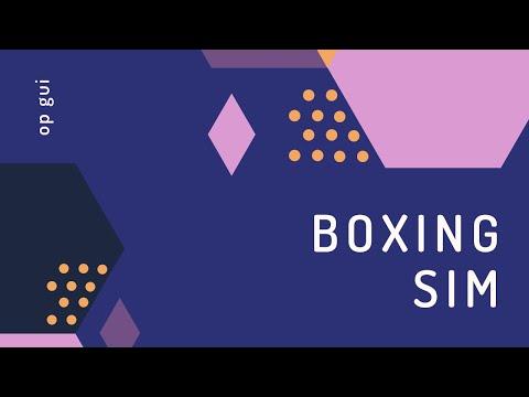 Boxing Simulator Script Op Gui Youtube