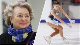 Это было божественно Тарасова прокомментировала выступление Косторной на чемпионате Европы