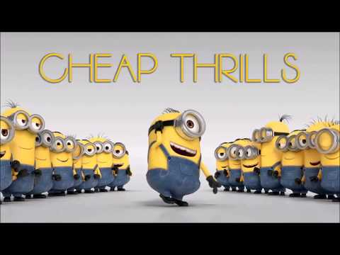 Cheap Thrills Minion  Ringtone 2018