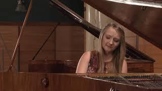 Aleksandra Świgut – F. Chopin, Polonaise in F minor [Op. 71 No. 3] (First stage)