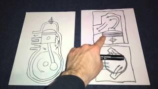 видео Масло для двухтактных двигателей внутреннего сгорания: выбор смазки