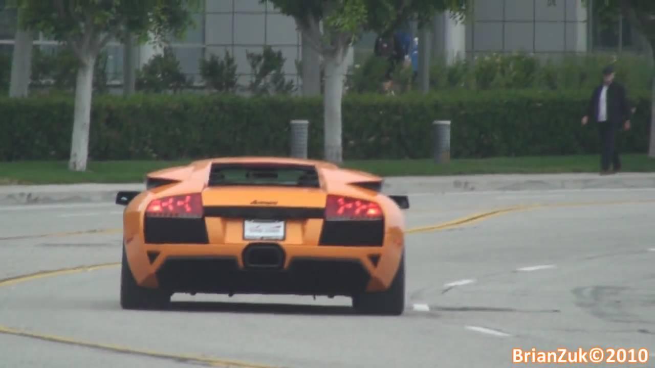 Lamborghini Murcielago Lp640 Sound