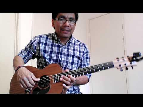 Guitar Tutorial For Dekat Di Hati By RAN