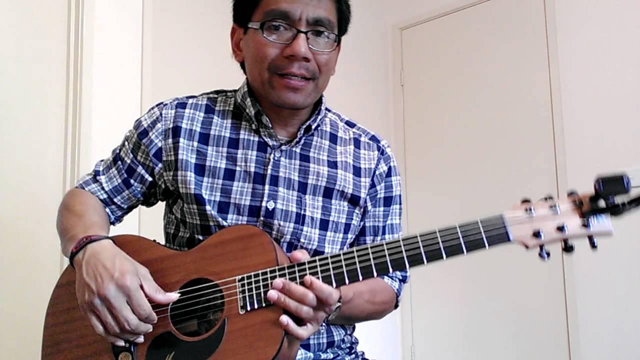 Guitar tutorial for dekat di hati by ran youtube