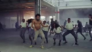 Childish Gambino Dancing to all I want for Christmas (not mine)