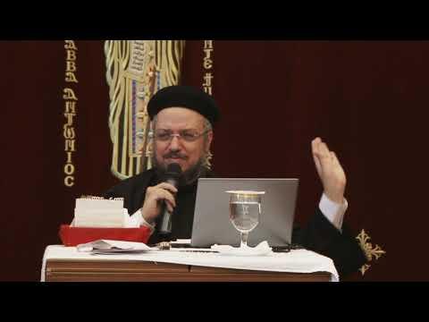 مؤتمر 'التشبه بالمسيح' القمص/ داود لمعي - المحاضرة الخامسة 21 اكتوبر2017