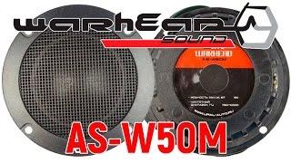 Обзор среднечастотника URAL Урал AS W50M