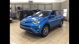 2018 Toyota RAV4 XLE Hybrid Review