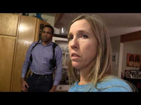 Surprise visit from Detective Francis - Stalked - Vlog #96 -  stalker investigation continues