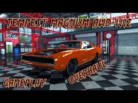 Car Mechanic Simulator 2015 | Gameplay | Tempest Magnum AWD-W12 OVERHAUL DLC | NoCom |