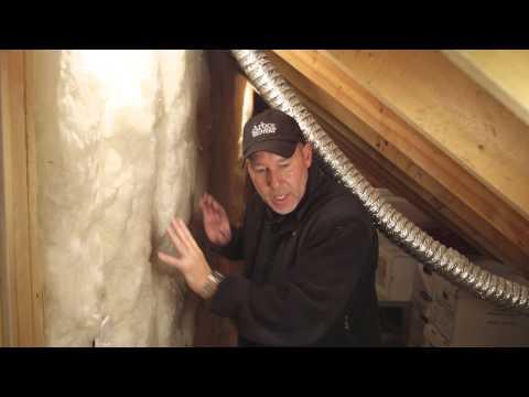 Knee Walls and Bonus Room Air Seal Issues