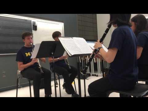 "Nickolas Hamblin MPulse Dvorak String Quartet No. 12 ""American"" Last Movement"