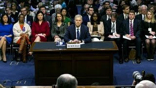 Could Gorsuch be President Trump