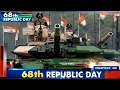 68th Republic Day Parade: India Shows Its Military Prowess With Tank T-90 BHISHMA