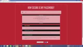 Google chrome password haack