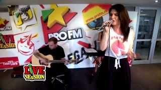 Soundland ft. Alexandra Ungureanu - Si ingerii au demonii lor ProFM LIVE Session