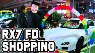 CHRIS RUDNIK BUYING AN RX7 FD!?! - Ricer Miata in Japan