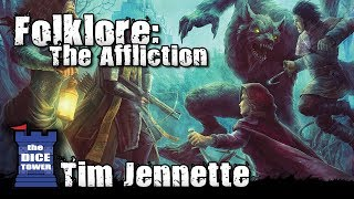 Folklore: The Affliction review - with Tim Jennette