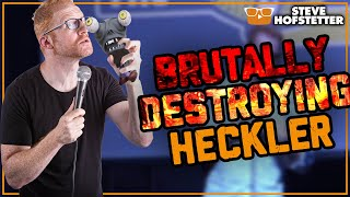 Florida Man: Heckler Owned - Steve Hofstetter (GOP Heckler)