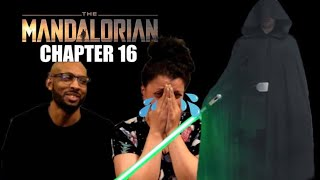 The Mandalorian S2 Chapter 16: The Rescue - REACTION!!! (Part 2)