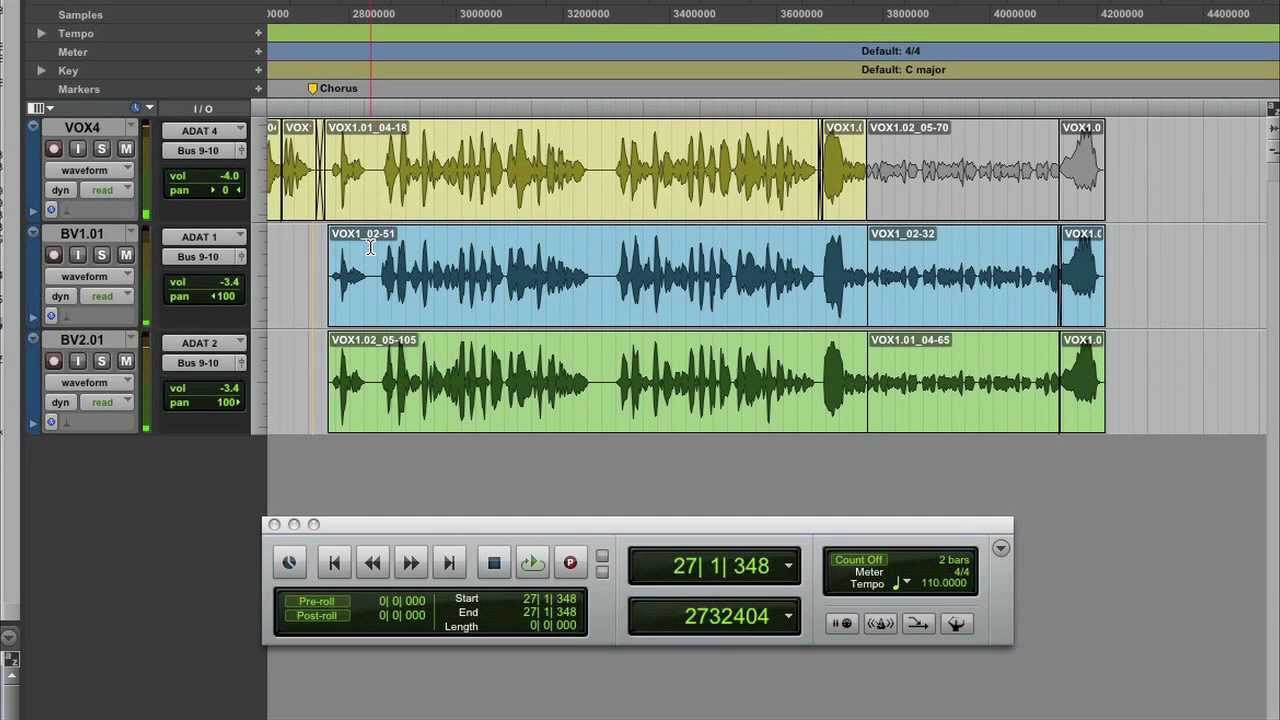 Creative Vocal Doubling - Mixing Vocals - 8 Tips How To EQ Vocals Like A Pro | Integraudio.com