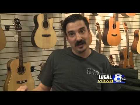 Chesbro Music continues search for stolen Elvis guitar